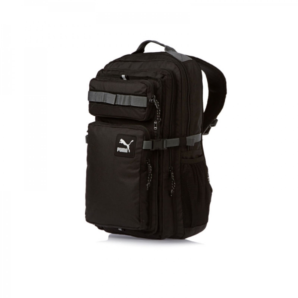 puma backpacks puma evoblaze s5 backpack black dark shadow2