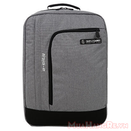 Balo-simplecarry-a-city-grey-2
