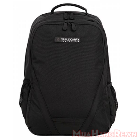 Balo-simplecarry-b2b02-black-2