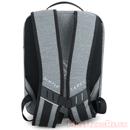 Balo-simplecarry-e-city-grey-3