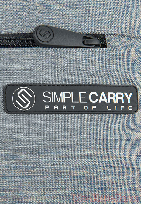 Balo-simplecarry-e-city-grey-7