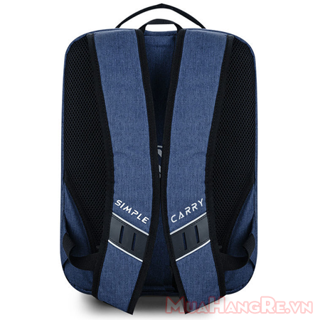 Balo-simplecarry-e-city-navy-3