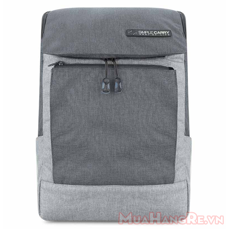 Balo-simplecarry-k1-grey-2