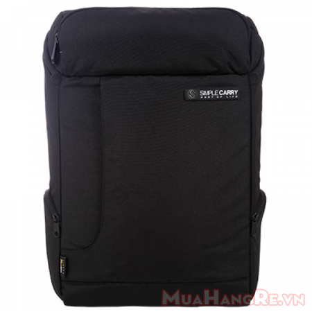 Balo-simplecarry-k5-black-2