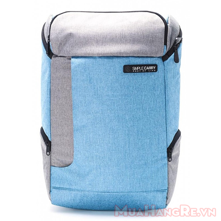 Balo-simplecarry-k5-blue-grey-3