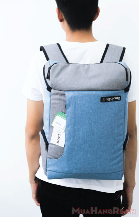 Balo-simplecarry-k5-blue-grey-8