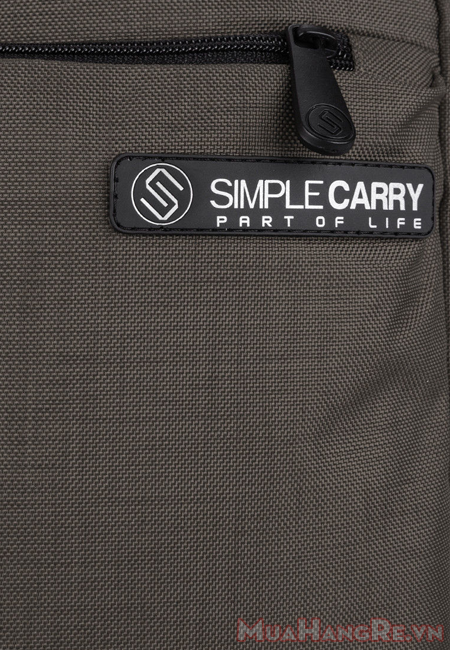 Balo-simplecarry-m-city-brown-7