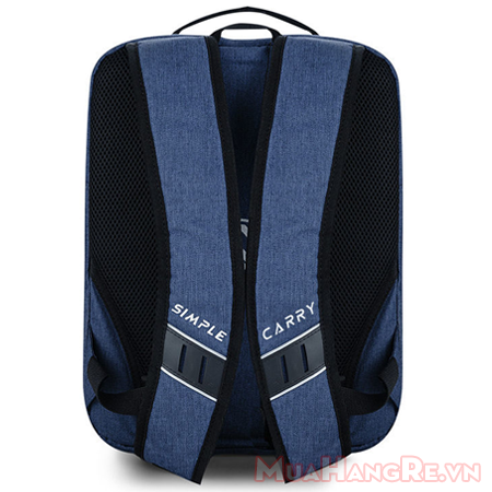 Balo-simplecarry-m-city-navy-3