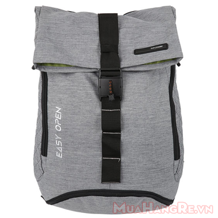 Balo-simplecarry-easy-open-grey-2