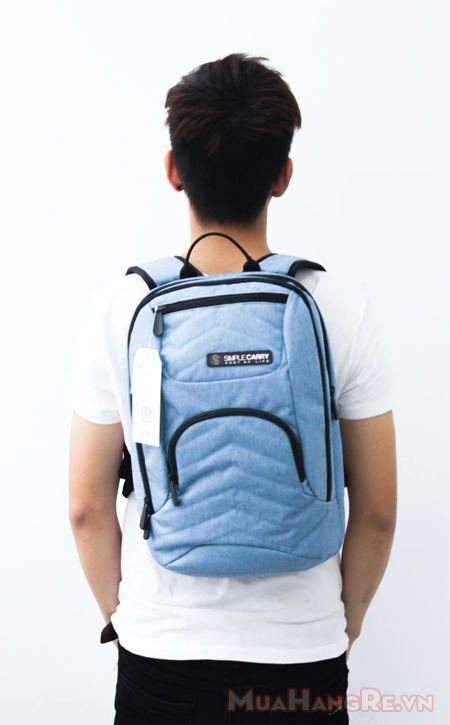 Balo-simplecarry-l-city-blue-7