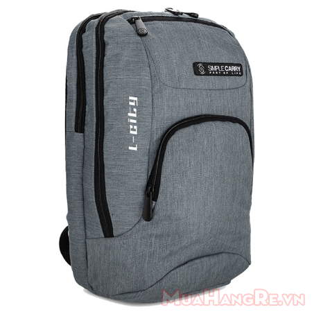 Balo-simplecarry-l-city-grey-1