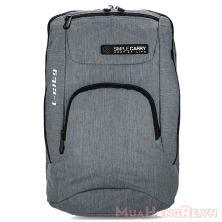 Balo-simplecarry-l-city-grey-2
