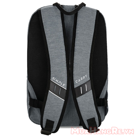 Balo-simplecarry-l-city-grey-3