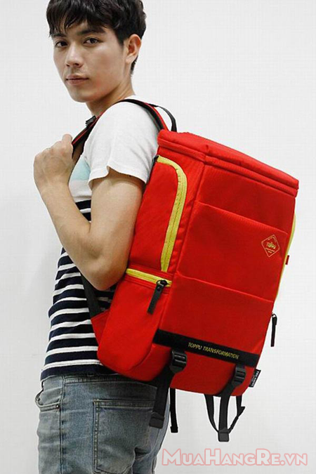 Balo-The-Toppu-TP-366-red-4