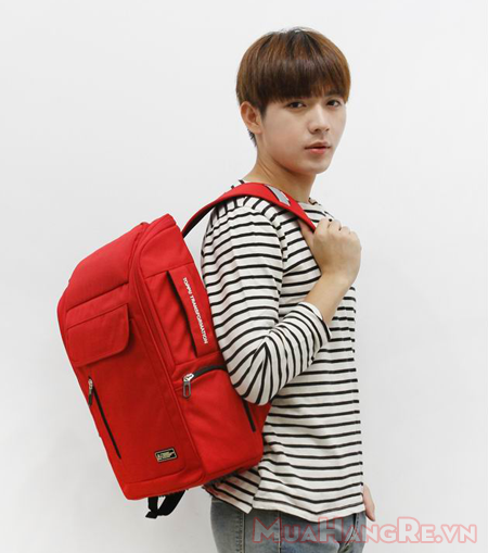 Balo-The-Toppu-TP-576-Red-4