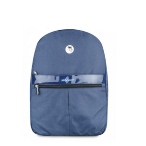 Balo Mikkor Editor backpack mau xanh navy ha noi