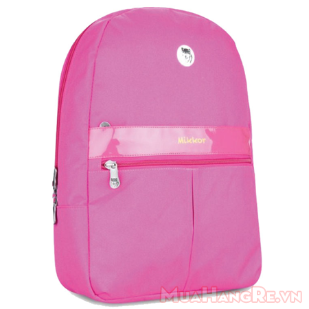 Balo-Mikkor-Editor-backpack-pink-1