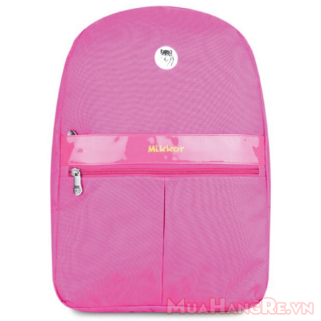 Balo-Mikkor-Editor-backpack-pink-2