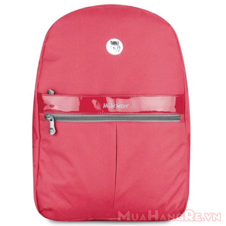 Balo-Mikkor-Editor-backpack-red-1