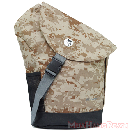 Balo-Mikkor-Roady-Sling-Backpack-camo-1