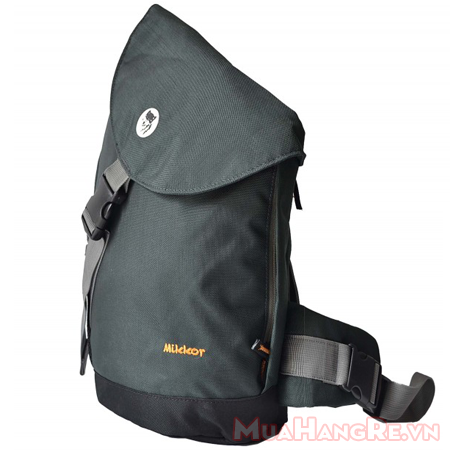 Balo-Mikkor-Roady-Sling-Backpack-dark-grey-3