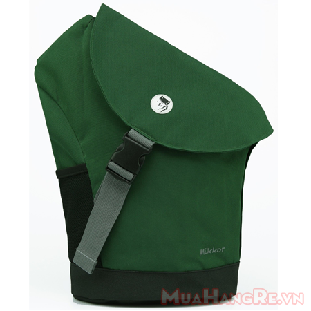 Balo-Mikkor-Roady-Sling-Backpack-green-1