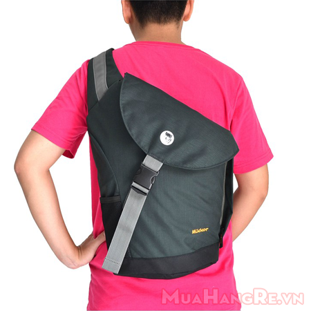 Balo-Mikkor-Roady-Sling-Backpack-green-4