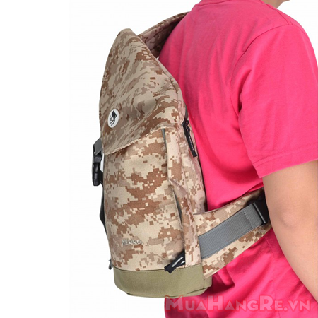 Balo-Mikkor-Roady-Sling-Backpack-khaki-5