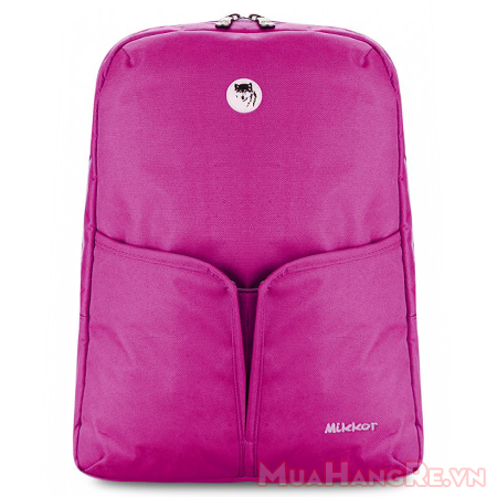 Mikkor-Betty-Pretty-Laptop-Backpack-Pink-1